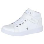 Bota casual masculina CRshoes branco