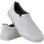 Slip Masculino CRshoes Elastico laterial Branco