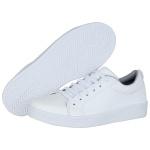 Tênis Casual Masculino Calce Fácil Branco