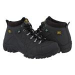 Bota adventure masculina CRshoes preto