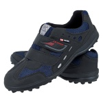 Sapatilha Bike Adventure Velcro Crshoes Azul
