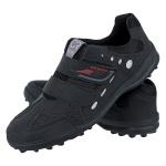 Sapatilha Bike Adventure Velcro Crshoes Preto Tecido