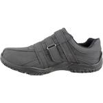 Sapato casual masculino CRshoes preto