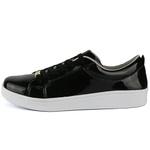 Tênis Feminino CR Shoes - Verniz Preto