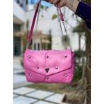 Bolsa Matelassê Pink Spike