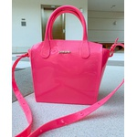 Bolsa Shape Petite Jolie Rosa Neon