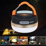 Lanterna de Camping Barraca Recarregavel USB Magnetica 5W