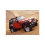 Snorkel Em Plastico Abs Para Jeep Wrangler Tj 1999 a 2006 4,0