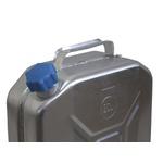 Galão de Combustível 20 Litros - Alumínio