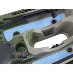 Caiaque Dandaro Power Com Motor Eletrico 44lbs - Camuflado