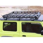 Bagageiro em Aluminio para Suzuki Jimny Sierra Com 2 Leds