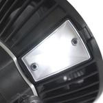 Ventilador com Lanterna Portátil 2 em 1 Recarregável Luz Solar