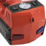 Macaco Elétrico 5 Em 1 12v (compressor De Ar, Macaco , Lanterna, Parafusadeira De Impacto,)