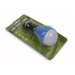 Lanterna De Led Bulbo Para Camping - Azul