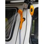 Chuveiro Portatil Camping Ducha Elétrica 12v 8l Por Minuto