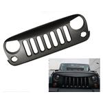 Grade Angry Bird Jeep Para Wrangler Jk - Preto Fosco
