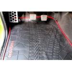 Tapete Borracha Troller Mud 2015 / 2021 Exclusivo - Cinza Claro