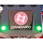 Guincho Elétrico Dandaro X-plus 13000 i Lbs 12v