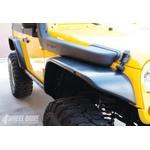 Snorkel Em Plastico Abs Jeep Wrangler Jk 3.8 2006 a 2011