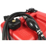 Galão De Combustível 12 Litros Para Motor De Popa Barcos