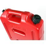 Galão / Reservatório De Combustível 20 Litros , Versátil Pode Ser Utilizado Como Ponte (cor Vermelho)