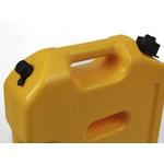 Galão / Reservatório De Combustível 10 Litros , Versátil Pode Ser Utilizado Como Ponte (cor Amarelo)