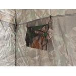 Barraca Banheiro Iglu Para Camping Camuflada