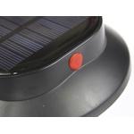 Lanterna De Led Recarregável Luz Solar Para Camping