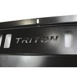 Peito De Aço e Protetor De Carter e Diferencial L200 Triton 2008 a 2015