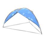 Tenda Barraca Iglu Camping Tipo Gazebo Marca Dandaro - Cor Azul
