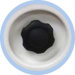 Caixa Térmica Militar Ultra Resistente Gelo 35 Litros - Azul Claro