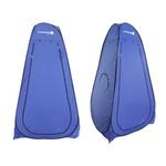 Barraca Banheiro Iglu Para Camping Azul