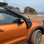 Snorkel Em Plástico Abs Ford Ranger Diesel 2017 /2021