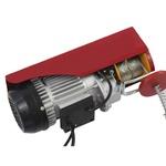 Talha Elétrica Dandaro Modelo D-300 Capacidade 150 / 300 Kg - 110v - 600w