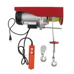Talha Elétrica Dandaro Modelo D-800 Capacidade 400 / 800 Kg - 220v - 1450w