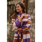Vestido xadrez Sabrina Blessed