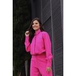 Camisa alfaiataria rosa vida bela