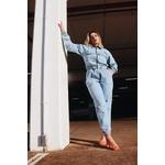 jaqueta cropped jeans alcance