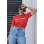 T-shirt color me vida bela