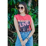 T-shirt runaways vida bela