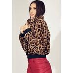 Jaqueta leopardo Vida Bela