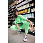 Conjunto Moletinho Color Verde