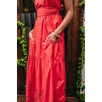 Vestido Karina Vermelho