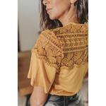 Camiseta Dionaura Amarelo