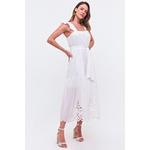 Vestido Karina Branco