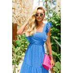 Vestido Megan Azul