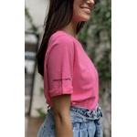 Blusa Neon Bordado