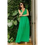 Vestido F-roz Dany Verde
