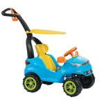 Andador Infantil Push Car Easy Ride Azul Biemme 726