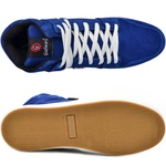 Tenis Sneaker Masculino Azul